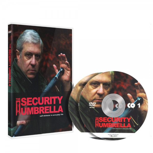 "DVD Video ""Selfdefense with an umbrella"