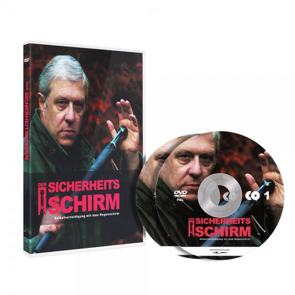 """DVD Video """"Selbstverteidigung mit dem Regenschirm"""""""